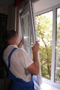 Замена створок пластиковых окон в Вологде