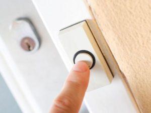 Установка дверного звонка в Вологде