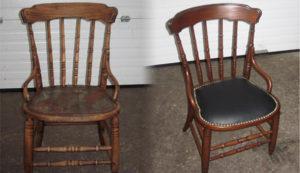 Перетяжка стульев на дому недорого в Вологде