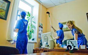 Уборка помещений в Вологде