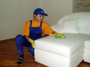 Чистка мебели на дому в Вологде