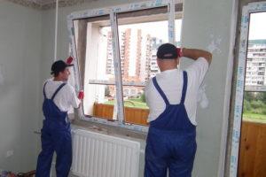 Установка пластиковых окон в Вологде